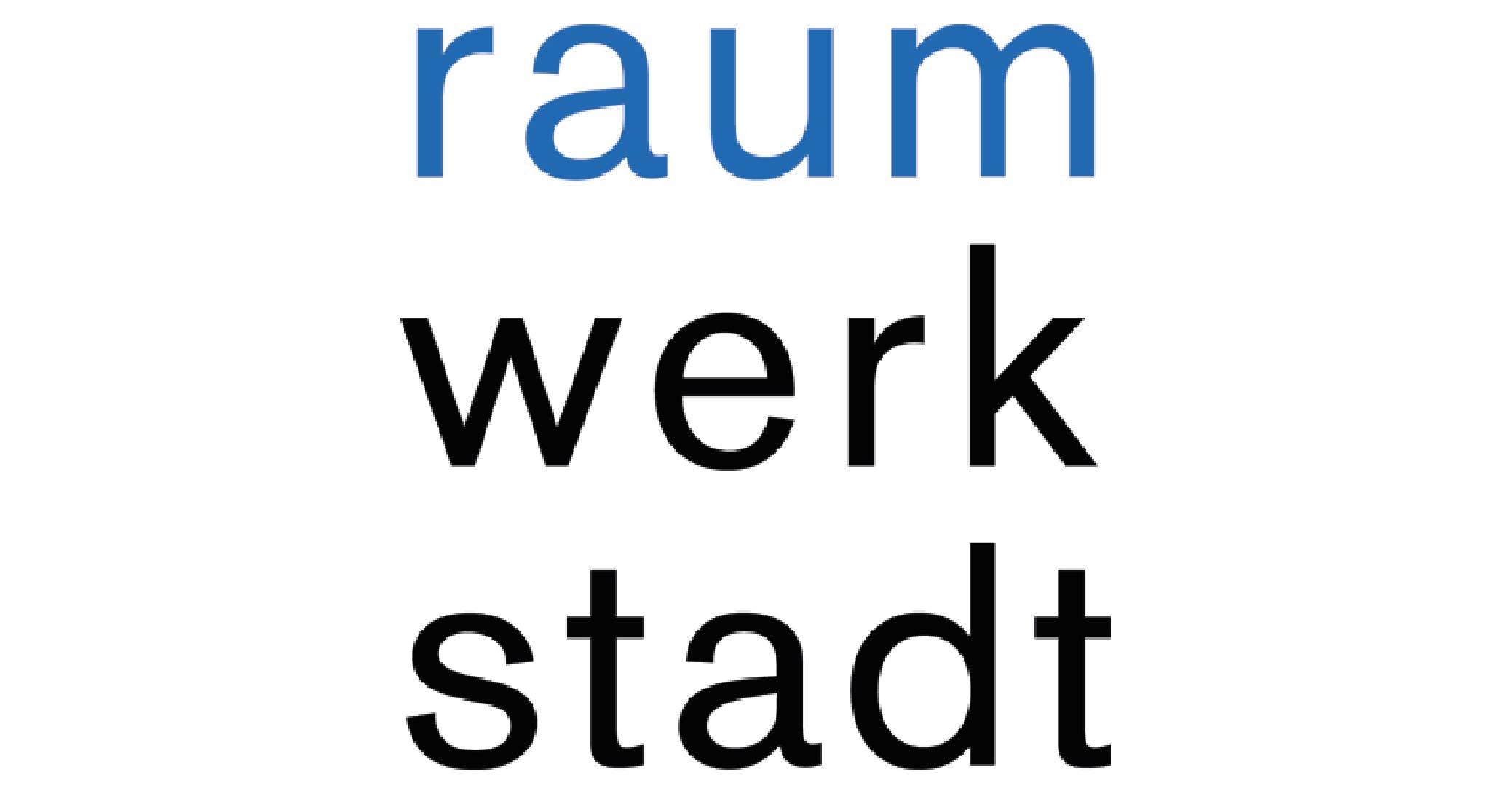 Logo Raumwerkstadt